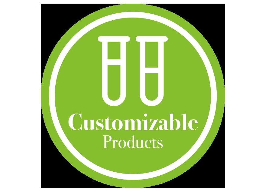 customizable