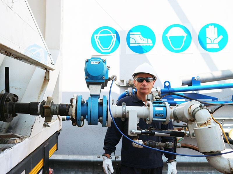 settala gas qualità